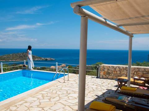 Orfos Contessina Traditional Villa with Private Pool in Zakynthos