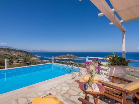 Orfos Traditional Villas with Private Pool in Zakynthos