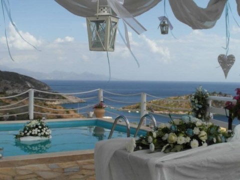 Weddings Orfos Traditional Villa with Private Pool in Zakynthos